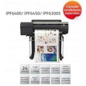 """Plotter Canon  iPF6400s  A1 24"""" 8 TINTAS"""